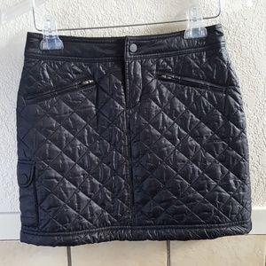Athleta puffy mini skirt Size 0 Like New